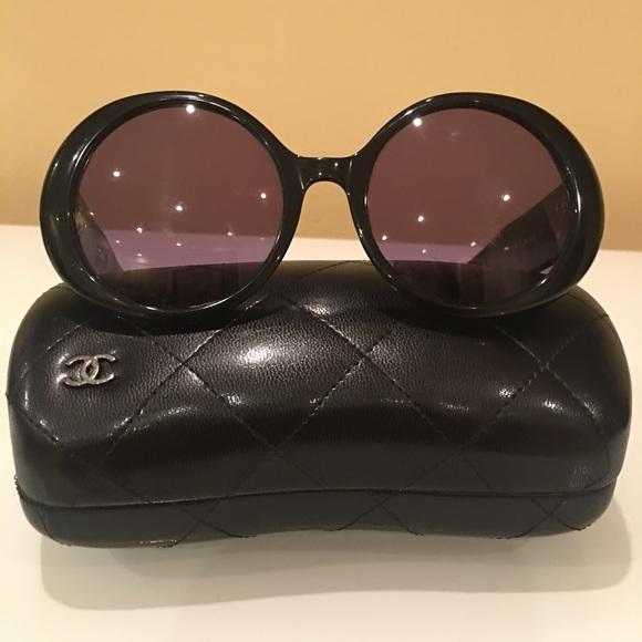 2c79cd4efa4b CHANEL Accessories - Classic CHANEL Round Sunglasses