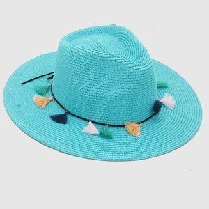 d8c928921f6 Accessories - Thread Tassel Straw Panama Hat