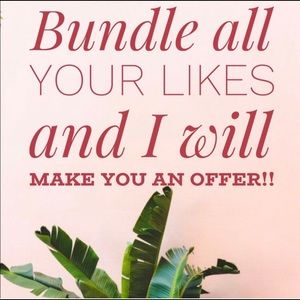 Handbags - Bundle your Likes and I will send you an Offer!