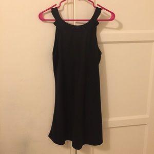 Dresses & Skirts - Halter Black Dress