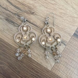 Tarina Tarantino Iconic Chandelier Earrings