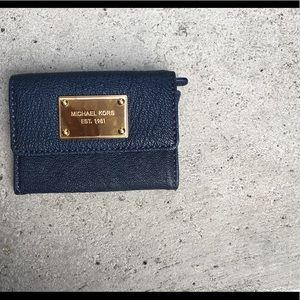 Barely Used MICHAEL KORS Wallet