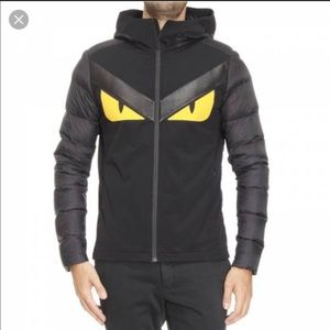 Fendi Monster Eyes jacket (Men's)