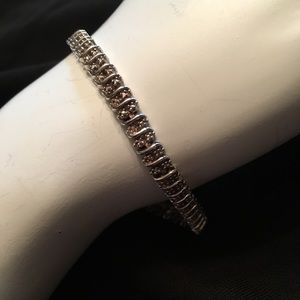 Accessories - Sterling Silver Tennis Bracelet