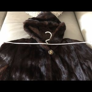 Outerwear - Additional pics of mink fur
