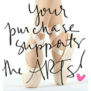 Support the Arts!