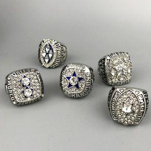 Dallas Cowboys Silver Set Fan Edition  Ring Set