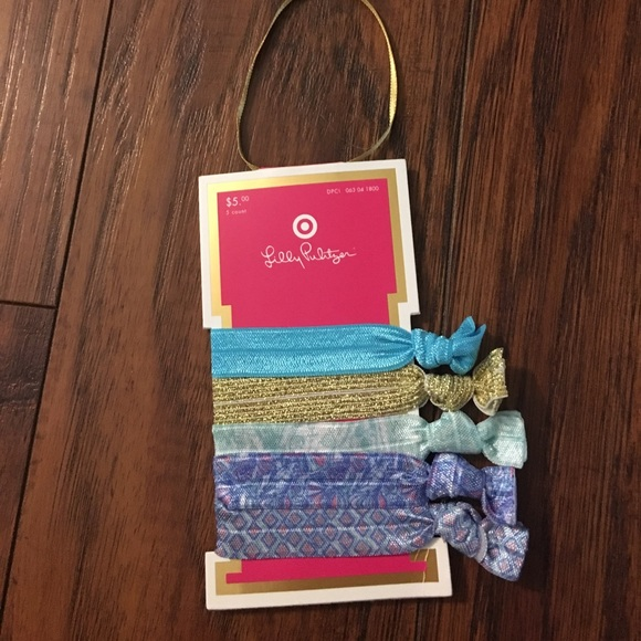 Lilly for Target elastic hair ties! 05caeab6190