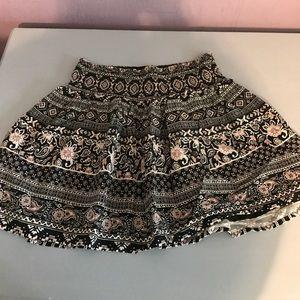 Dresses & Skirts - Forever 21 Banded Skirt worn once!!