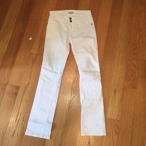 CAbi white jean SALE