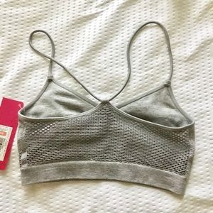 bcb208b9ee Xhilaration Intimates   Sleepwear - Xhilaration Perfect Bralette Heather  Grey NWT XS