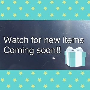 Handbags - Watch for new items coming soon!!