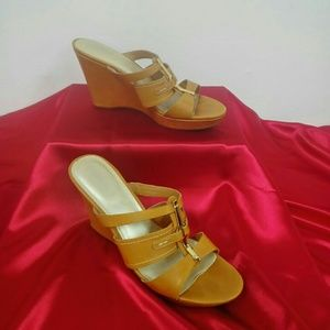 Rockport Wedge Sandals Sz. 11