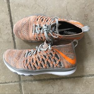 Nike Train Ultrafast Flyknit Running Gym Shoes
