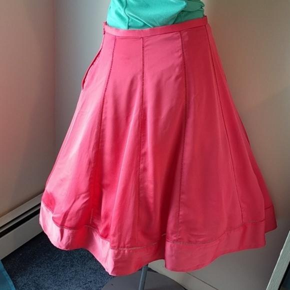 Banana Republic Skirts - Coral Banana Republic Skirt