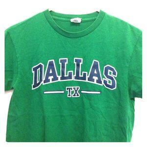 Tops - Unisex Dallas TX tee
