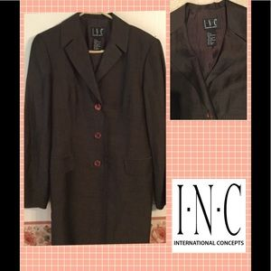 INC Lightweight Jacket