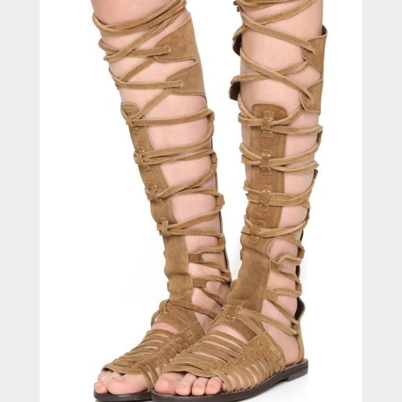 7f565647b2a Free People Sun Seeker tall gladiator sandal