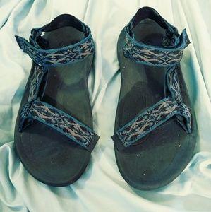 Other - Mens teva sandles Size 8
