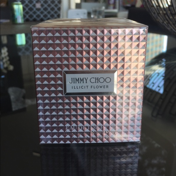 Jimmy Choo Other - Jimmy Choo Illicit Flower 1.3 oz