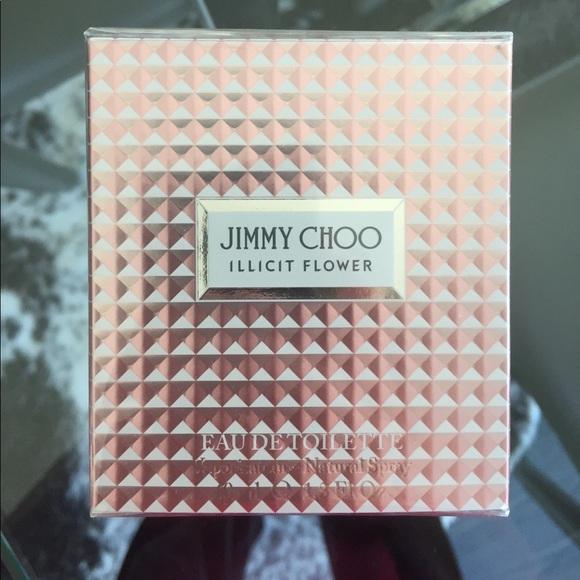 Jimmy Choo Other - Jimmy Choo Illicit Flower 1.3 oz