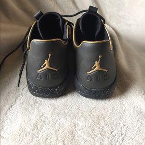521cc21cc24 Air Jordan Shoes - Nike Air Jordan Eclipse Winter Black Gold Holiday