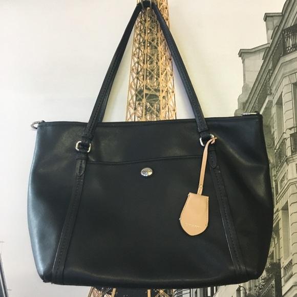 f0d7488b5f free shipping coach peyton saffiano leather tote c5d3d c564b