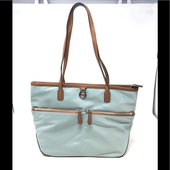 017035d0ba75 Michael Kors Bags | Kempton Nylon Pocket Tote Ladies Bag | Poshmark