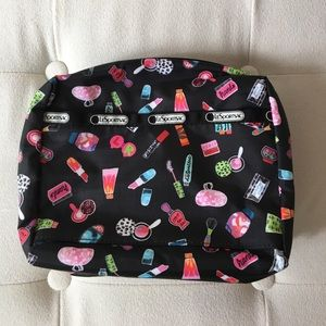 Brand New LeSportsac makeup bag!