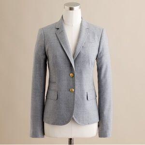 EUC {JCrew} Schoolboy blazer