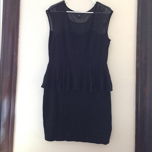 ce433178ada Forever 21 Dresses   Skirts - Plus size peplum dress