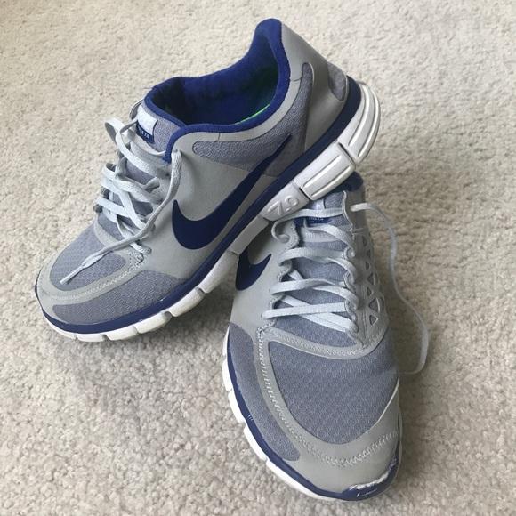 bbdfa029a Men s Nike Free 7.0 Blue Gray Size 10.5 Gray Blue.  M 597ba8f713302a629203c27d