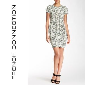 French Connection Tropicana Jersey Dress • Daisy