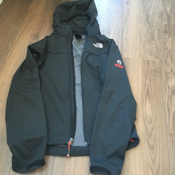 7ec992743 North face summit series windstopper soft shell