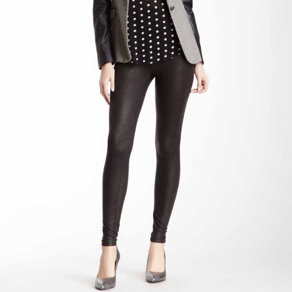 c7cef3bf89c225 Yummie by Heather Thompson Faux Leather Leggings. M_597bae9d56b2d6f58f03cab4