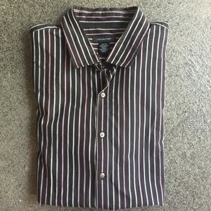 Calvin Klein Jeans striped men's shirt sz XXL