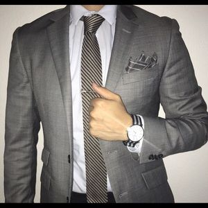 Other - Tie watch and pocket square
