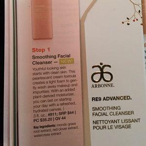 Arbonne RE9 Facial Cleanser - Full Size