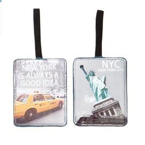 Handbags - 5 for $25 - NYC Luggage Tags Set of 2