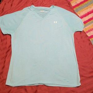 Ladies UNDERARMOUR tshirt