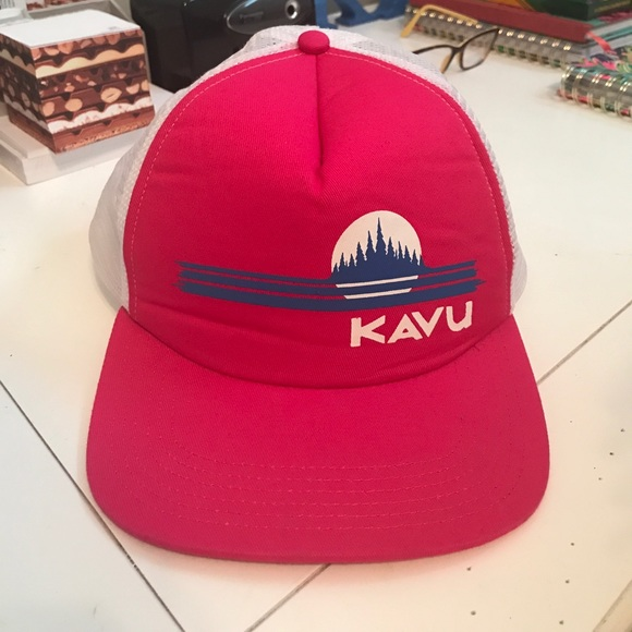 c0dab44e913 kavu Accessories - Kavu Trucker Hat
