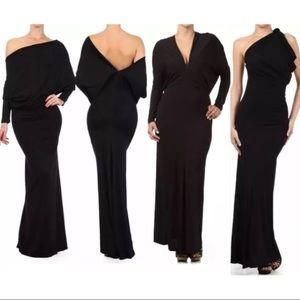 Dresses & Skirts - ✂️Olive Multi-Way Maxi Dress