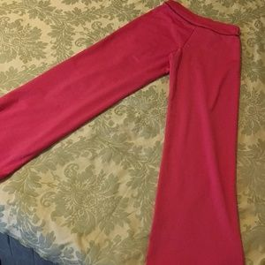 LAST CALL! Pink Yoga Pants