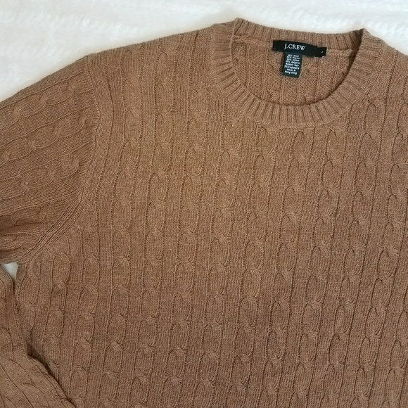 778e7b12dc8 J. Crew Other - J.Crew Mens Wool Blend Cable Knit Sweater