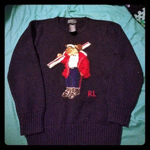 Childrens POLO SWEATER