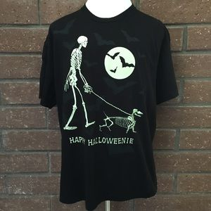 Other - Happy Halloweenie T-shirt