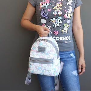545089b7c Hello Kitty Bags - Pastel Hello Kitty Mini Backpack