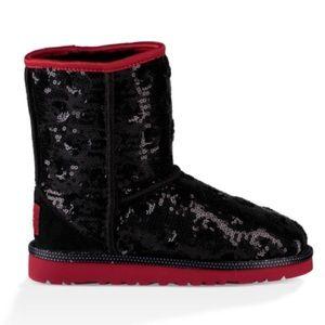 Limited Edition Girls Disney Minerva UGG Boots