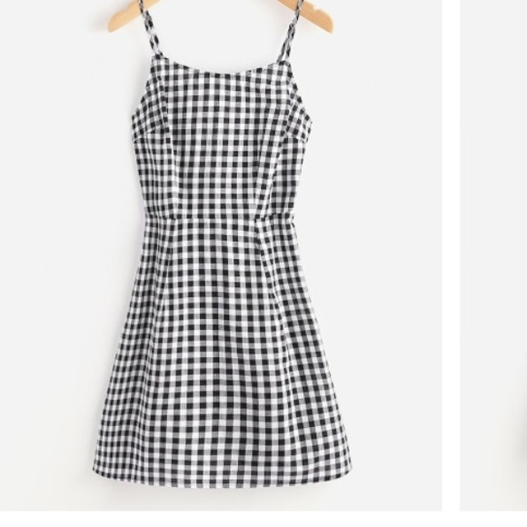 SheIn Dresses - Gingham dress from Shein