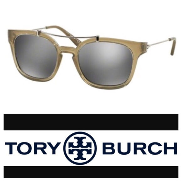 c41e6861b332 ☀️AUTHENTIC TORY BURCH METAL BROW BAR SUNGLASSES☀ .  M 598c6acaf0137df461030fc5